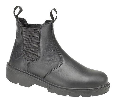 Kids Steel Toe Cap Safety Dealer Boot
