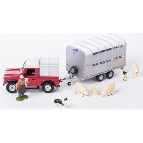 Britains Sheep Farmer Set