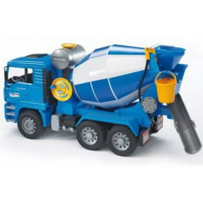 Bruder MAN Cement Mixer Lorry