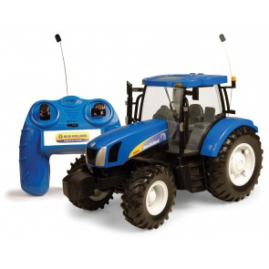 Britains Big Farm Ford New Holland Remote Control Tractor