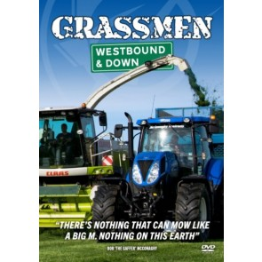 Grassmen Westbound & Down DVD