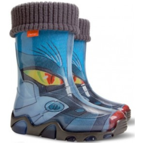 Kids Demar Transformer Wellies Wellington Boots