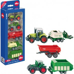 Siku Gift Set 5 Agricultural Vehicles