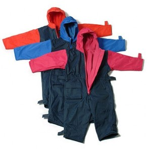Kids Togz All In One Lined Waterproof Breathable Suit