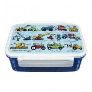 Working Wheels Lunch Box
